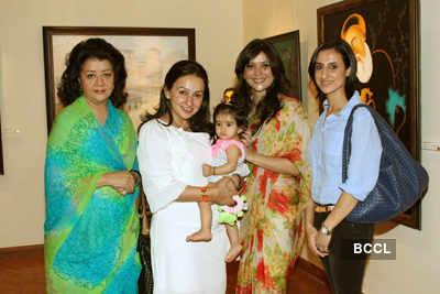 Indian Art Maestros exhibition