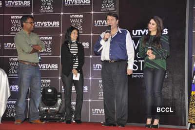 Launch: 'Walk Of The Stars'
