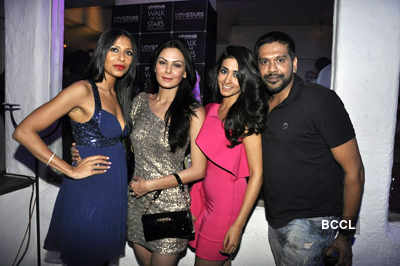 'Walk Of The Stars' post launch party