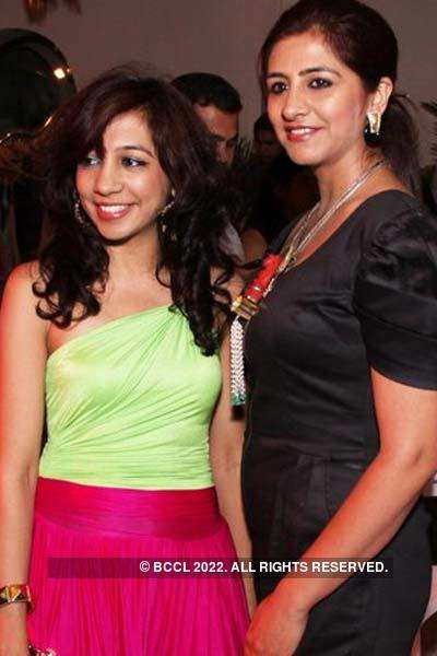 Raakesh Aggarwal's party @ Olive bar