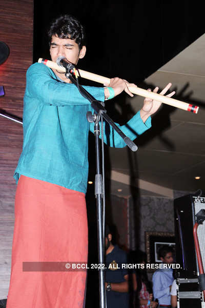 Raghu Dixit @ Hard Rock Cafe