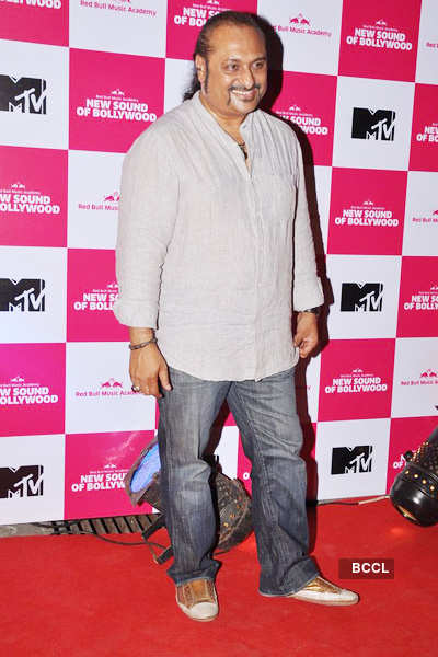 Celebs attend 'MTV-Red Bull' event
