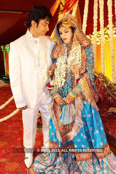 Shaz & Roma's wedding