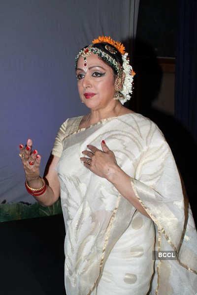 Hema Malini @ Iskcon