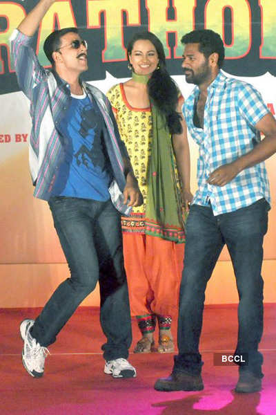 Launch: First look of 'Rowdy Rathore'