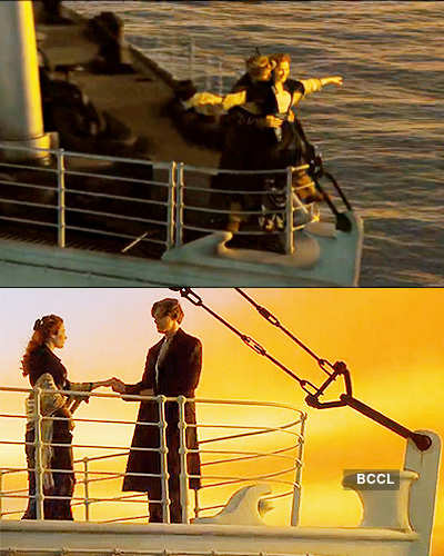 'Titanic' Movie Mistakes
