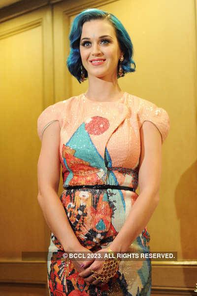 Katy Perry's photo shoot