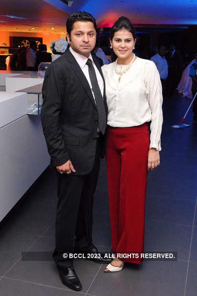 Celebs @ 'Audi' showroom launch
