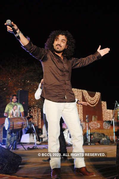 Toshi, Swaroop and Shraib @ Musical Evening