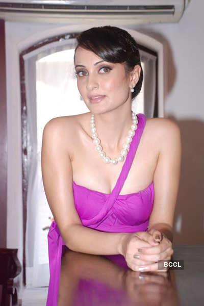 Vaishali shoots @ Savio Pereira's spa
