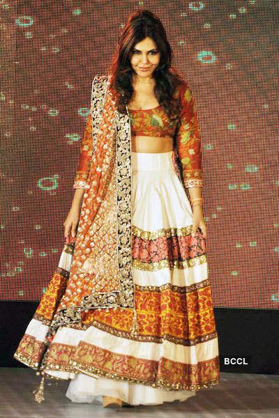 Manish Malhotra's 'Save Girl Child' show