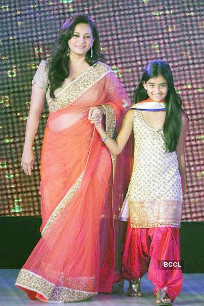 Manish Malhotra's 'Save Girl Child' show