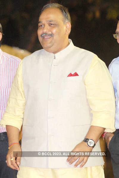 Ajay Sancheti's felicitation ceremony