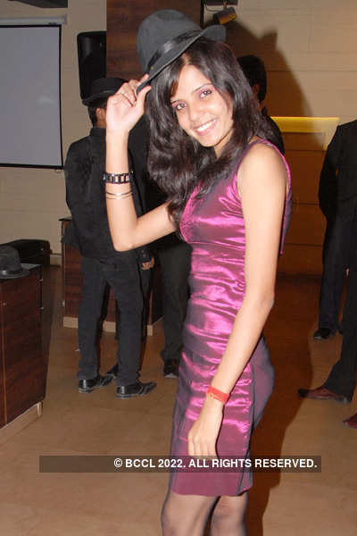 Octave business school's farewell party