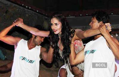 Nathalia, Ramu @ item song launch