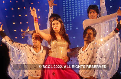 Prachi @ Maheshwari Musical Night