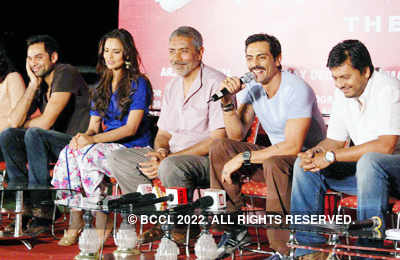 Press meet: 'Chakravyuh'