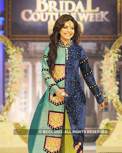 Bridal Couture Week 2012 in Pakistan