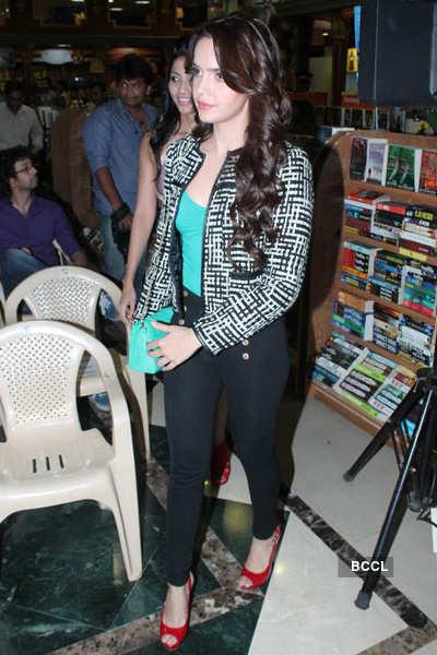 'Bollywood Striptease' book reading
