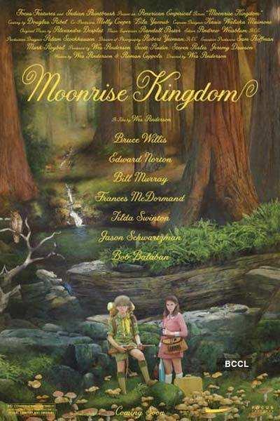 'Moonrise Kingdom'
