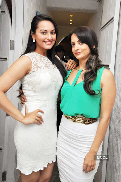 Celebs @ 'Kallista' spa launch