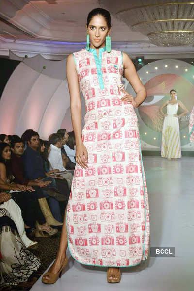 Masaba Gupta for 'Chrysalis 2012'
