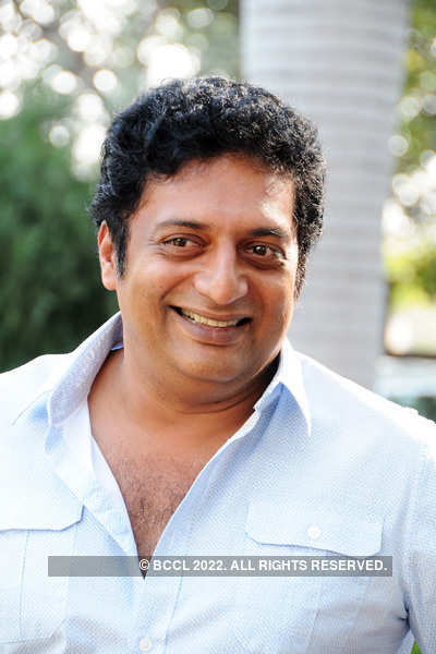 Prakash Raj's photo shoot