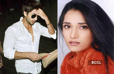 Shahid case against Raj's daughter