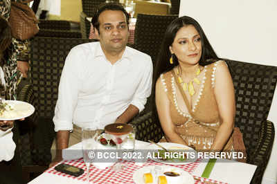 Rashmi Uday Singh's book launch