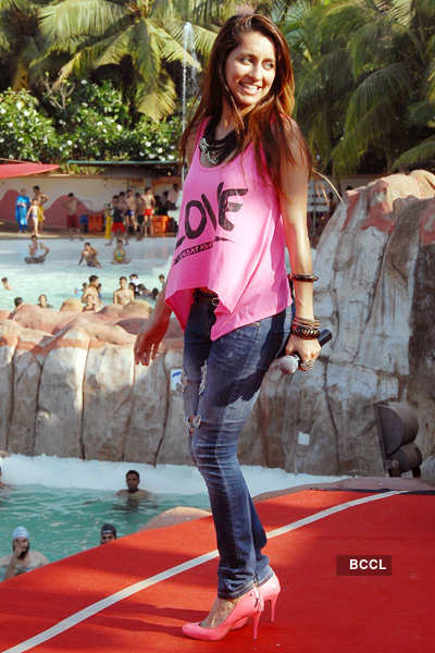 Water Kingdom's 14th anniv. party