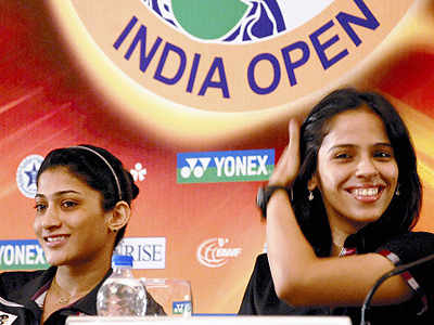 Saina Nehwal focussed on winning the India Open