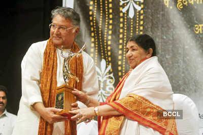 Master Dinanath Mangeshkar Award