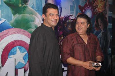 'Avengers' - Mumbai