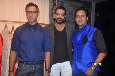 Shantanu-Nikhil store launch