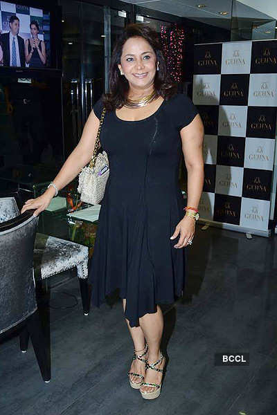 Celebs @ Gehna Jewellers' anniversary party