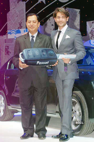 Neil Nitin Mukesh @ Volkswagen event