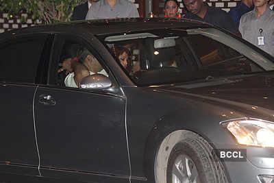 Stars at Mukesh Ambani's party