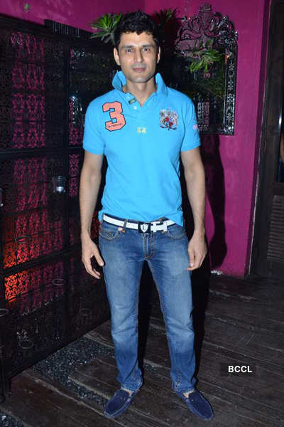 Mozez Singh's collection launch
