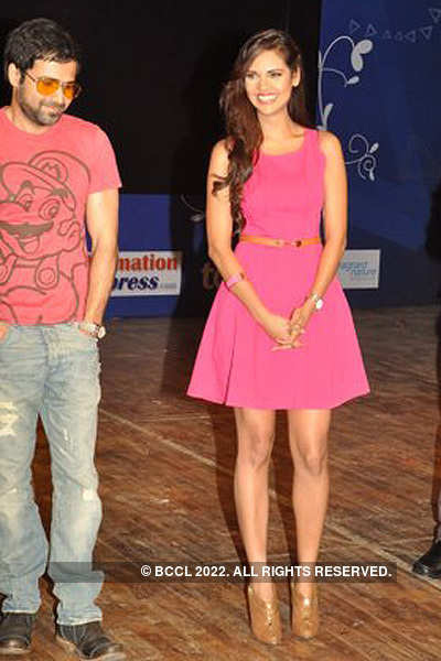 'Jannat 2' team at CG Animation Awards