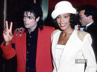 MJ had a two-week fling with Whitney