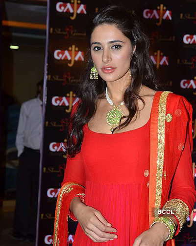 Nargis Fakhri @ jewellery store launch