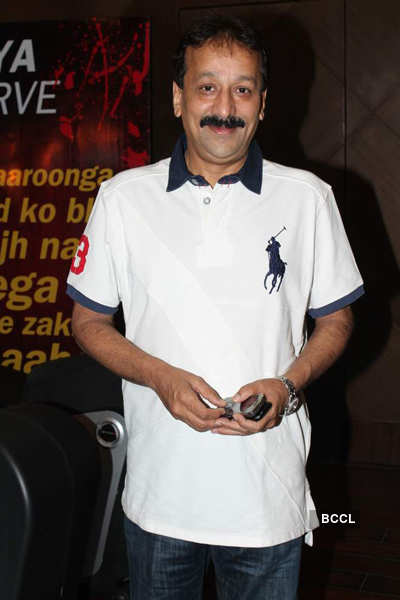 'Shootout at Wadala' cast @ Gym launch