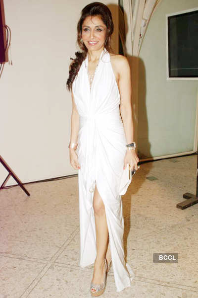Celebs attend French Gourmet event
