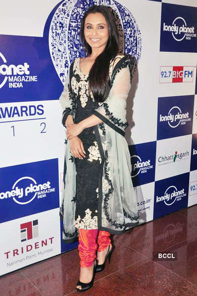 'Lonely Planet Magazine Awards '12'