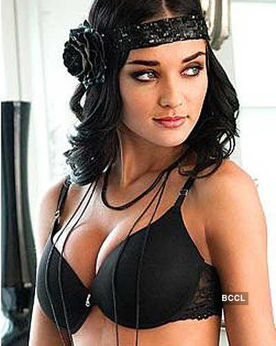 Amy Jackson's butt is her problem area