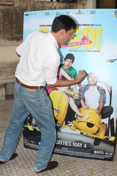 'Fatso' spl. screening for kids