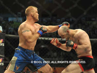Super Fight League - 3