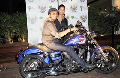 Harley Davidson bike event