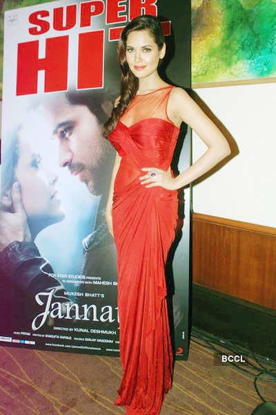 Jannat 2: Success party