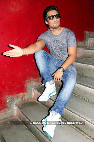Siddharth Bhardwaj's photo shoot